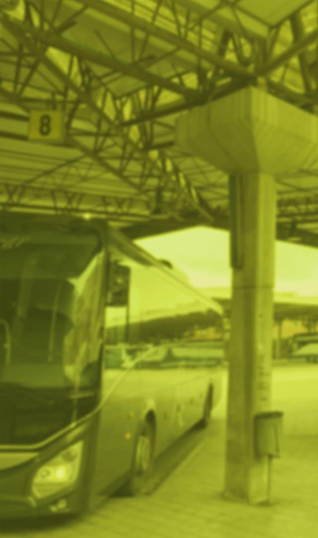 EMISALBA - Estación Autobuses seccion