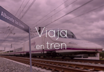 EMISALBA - Viaja en tren a Albacete