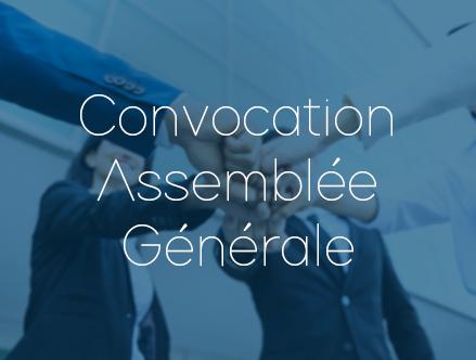 EMISALBA - Convocation Assemblée Générale
