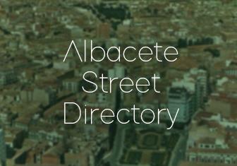 EMISALBA - Albacete Street Directory