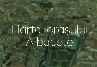 EMISALBA - Harta orașului Albacete