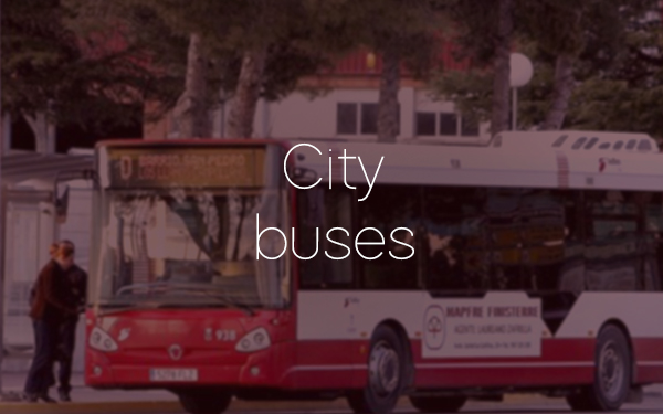 EMISALBA - city buses