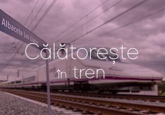 EMISALBA - Călătorește în tren